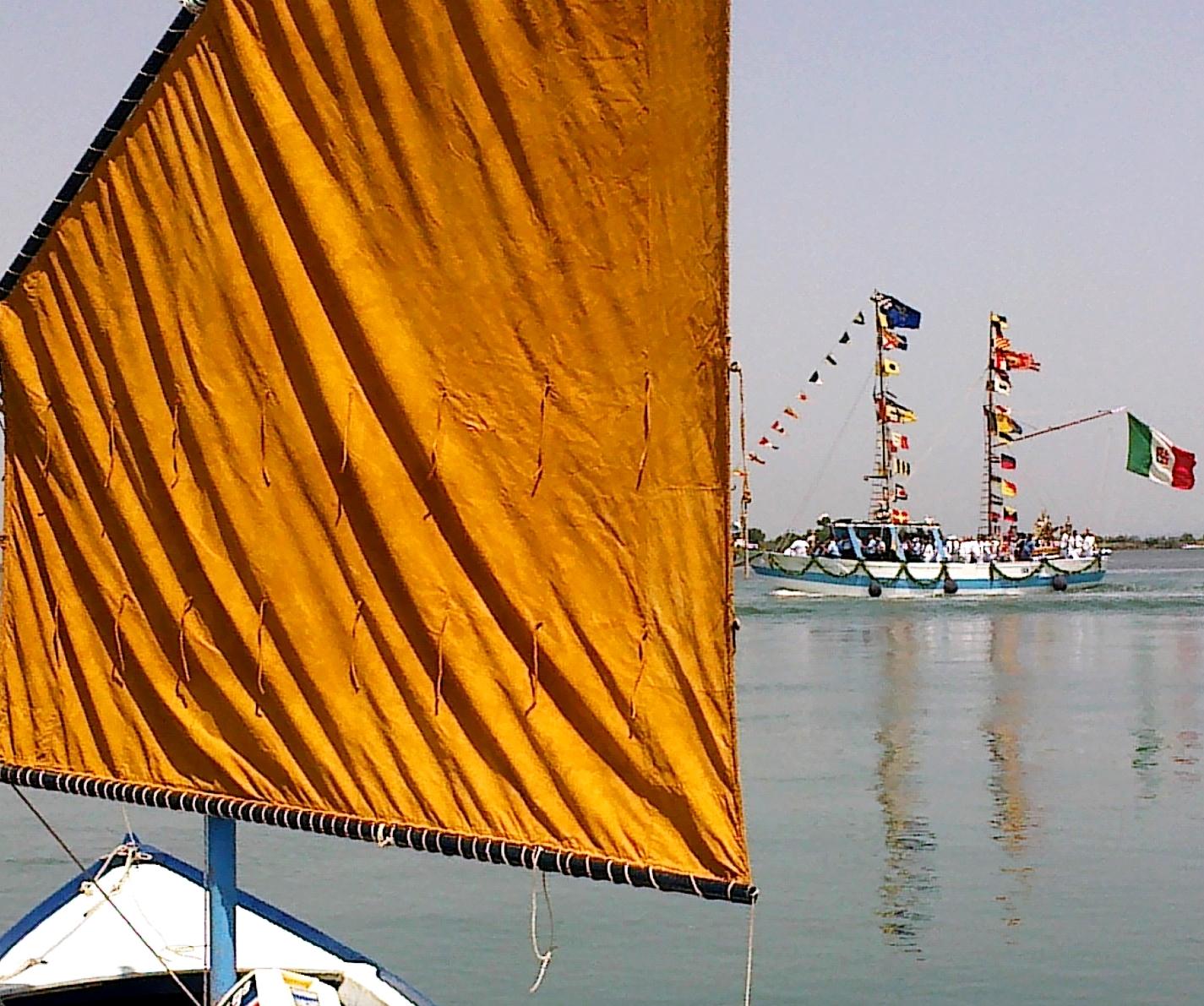 laguna; gente di mare; ГрадоX; Лагуна; Лагуна Градо; Friuli Venezia Giulia;