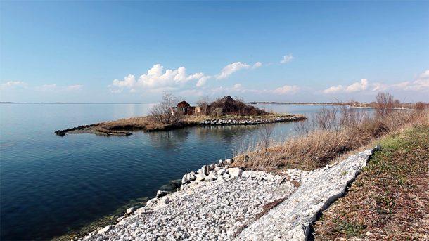 laguna; Casoni; lagunadoc; laguna di Grado; Friuli Venezia Giulia;
