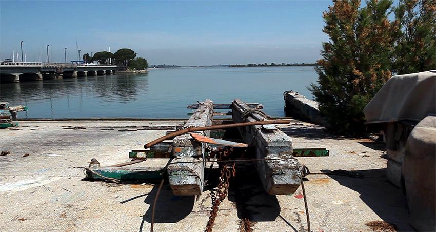 laguna; laguna di Grado; Grado; Lagune; lagoon; Friuli Venezia Giulia;
