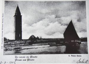 laguna; laguna di Grado; San Pietro d'Orio; Friuli Venezia Giulia;